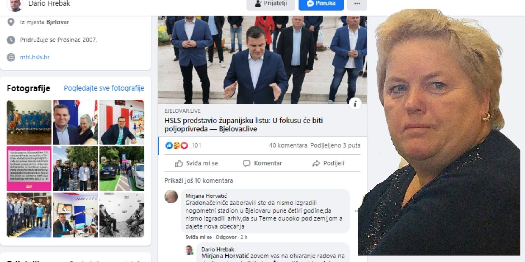 Hrebak Bajsovoj vijećnici: Svaki bedak zna dignuti kredit, rado ću pokazati županu kako do EU novca!