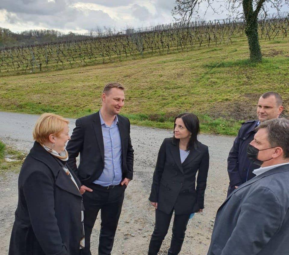 Poticanjem proizvodnje i poljoprivrede osigurat ćemo radna mjesta, samo tako naša županija može krenuti naprijed!
