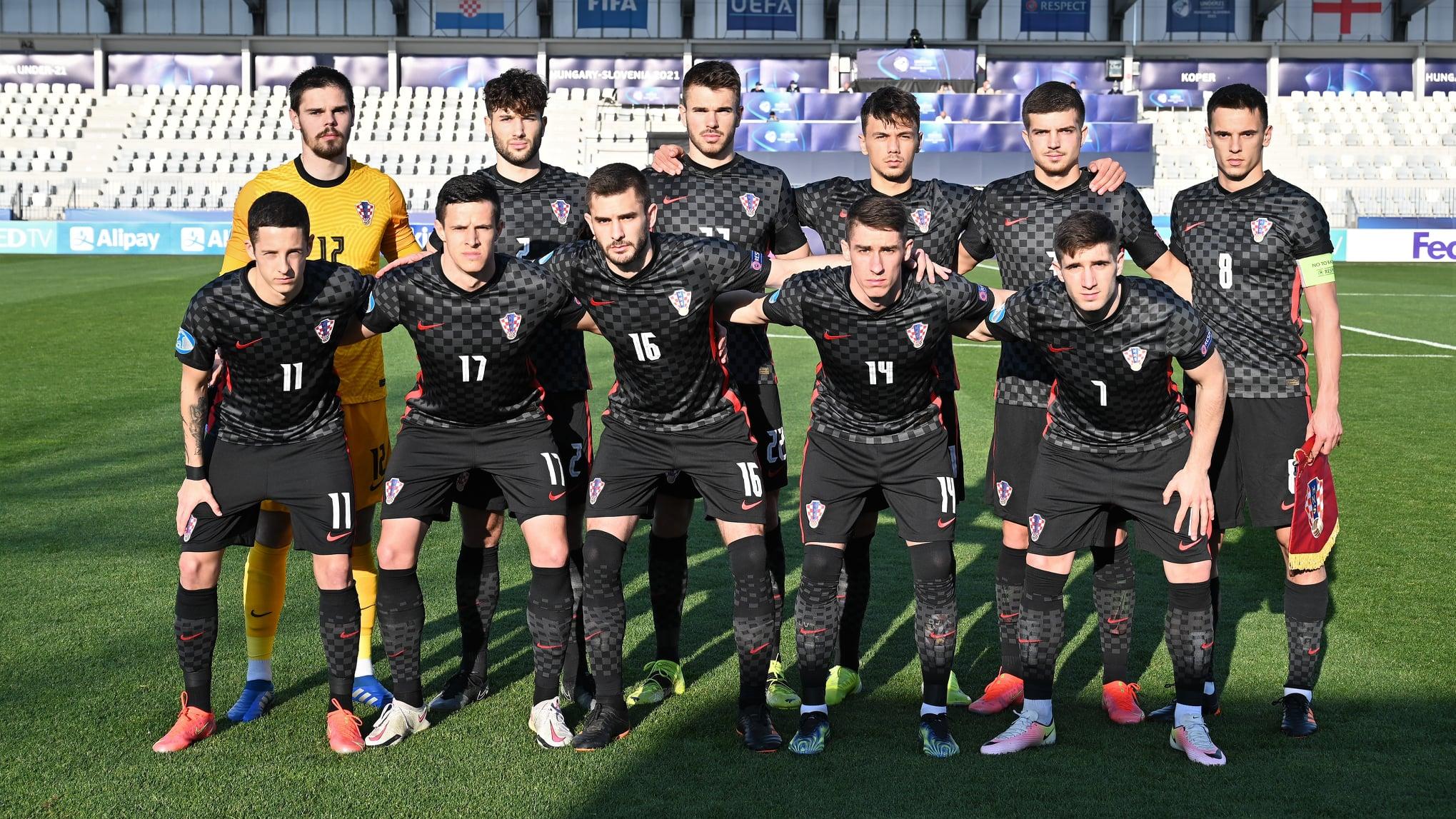 Mladi Vatreni u četvrtfinalu Europskog prvenstva