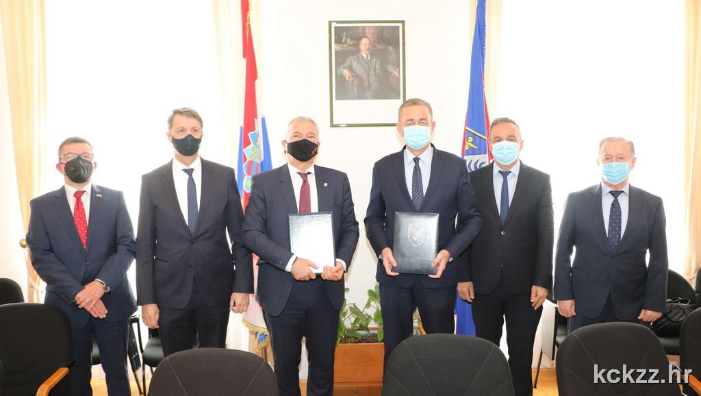 Koprivničko-križevačka županija i Nagykanizsa žele zajednički razvijati projekte