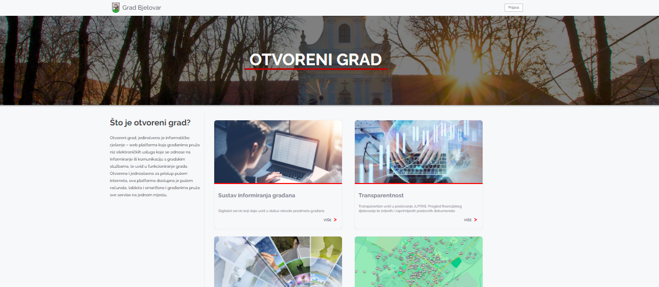Novu platformu za lakšu komunikaciju s građanima Grad je dobio besplatno