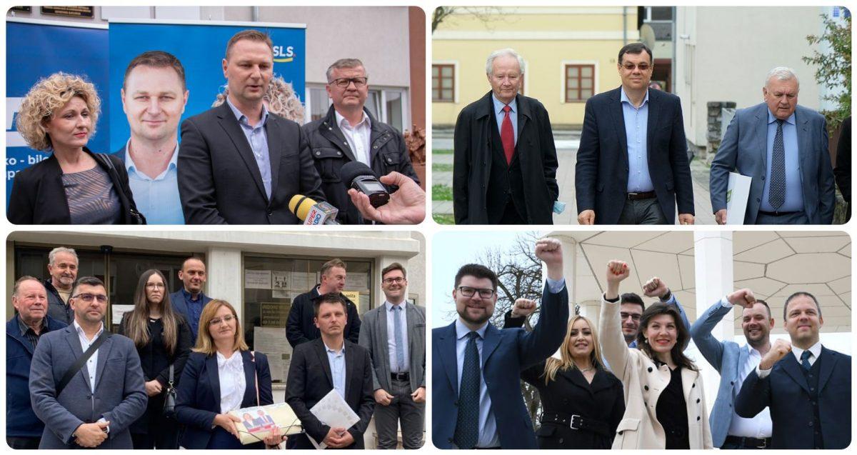 S kakvim pogurancem u izbore ulaze Bajs, Marušić, Dragašević, Frčo…