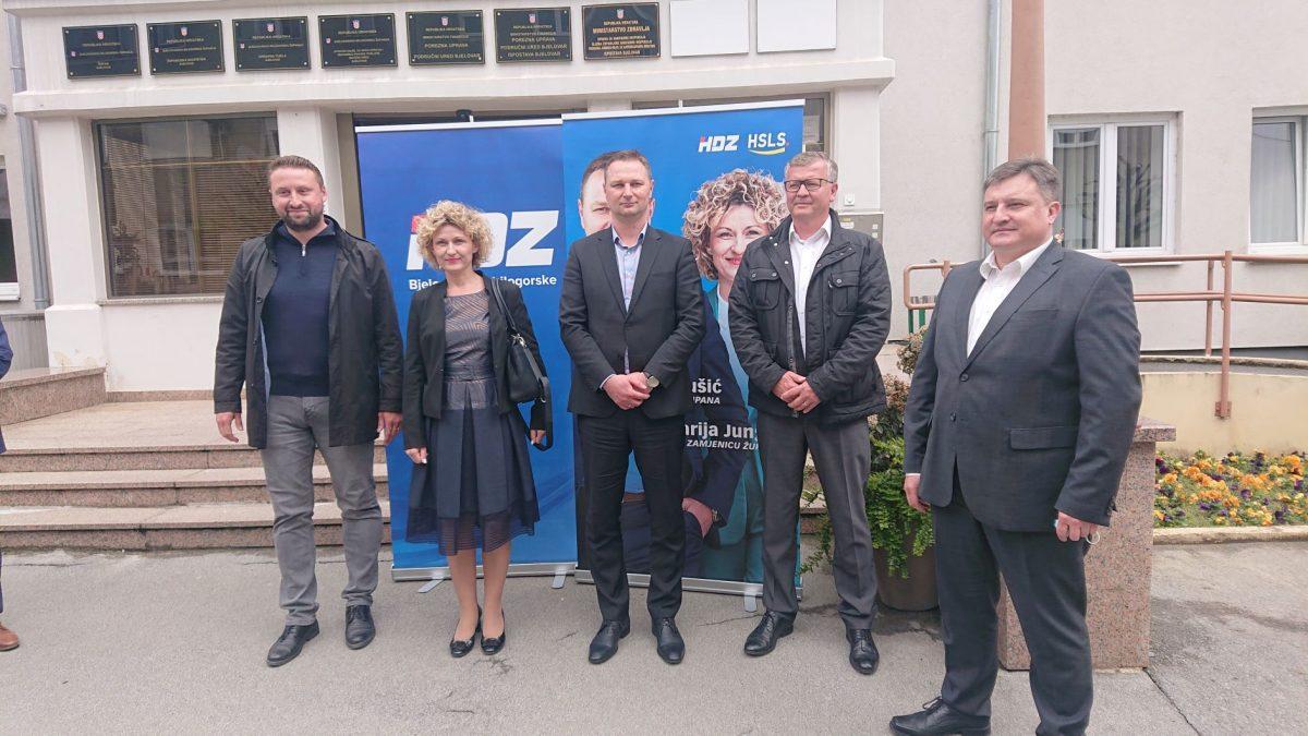 Marušić i Marija Jungić odlučni podignuti županiju s dna i učiniti je uspješnom