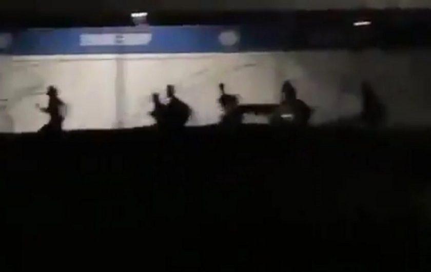 Razjareni navijači napali igrače