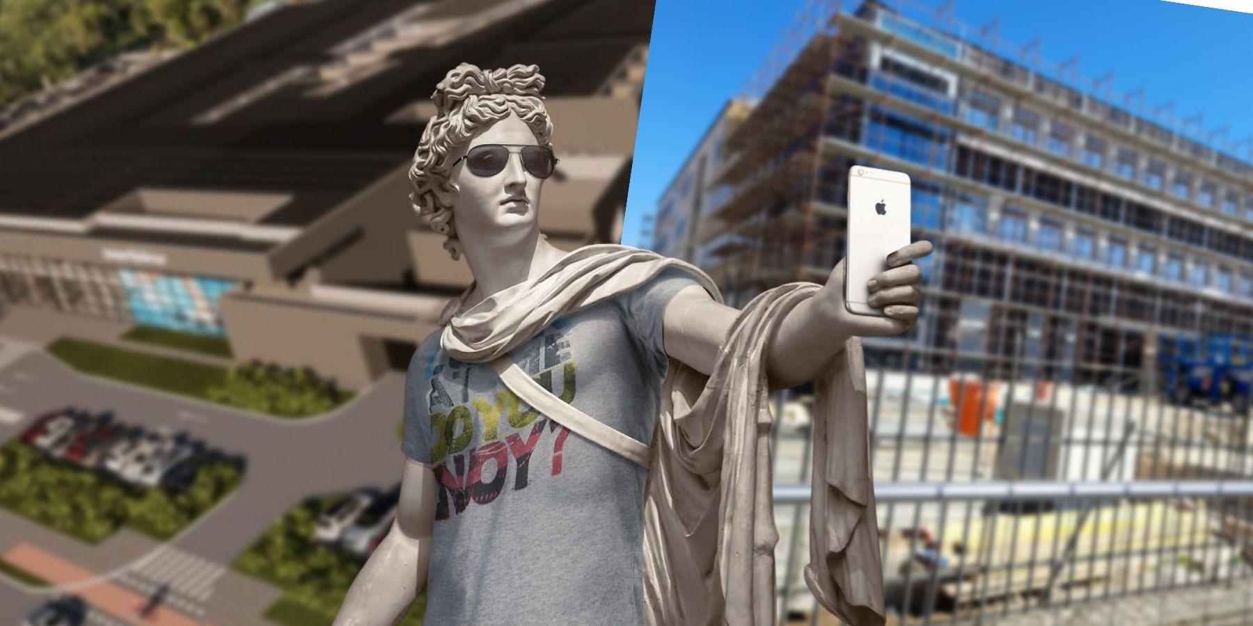 Što je to u ljudskom liku, što ga tjera prema spomeniku?