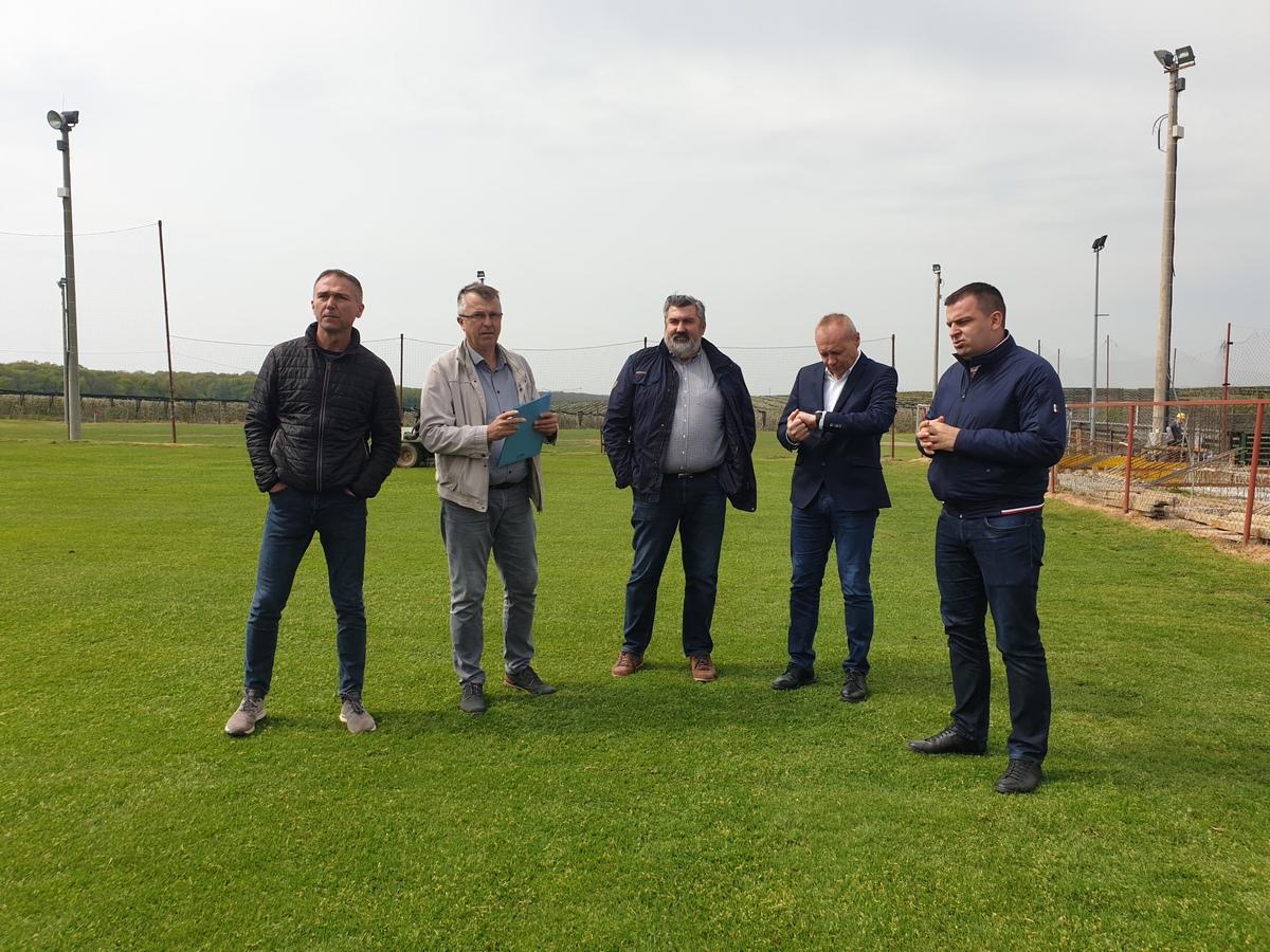 Do jeseni niče prvi novi bjelovarski stadion