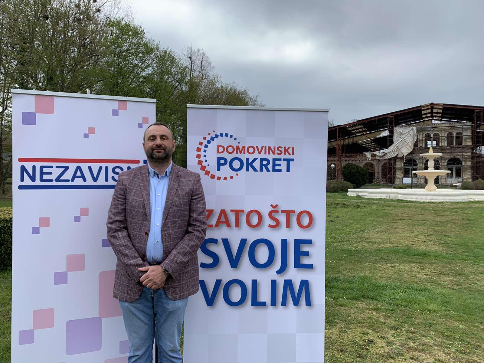 Vinko Kasana dobio prvog službenog protukandidata
