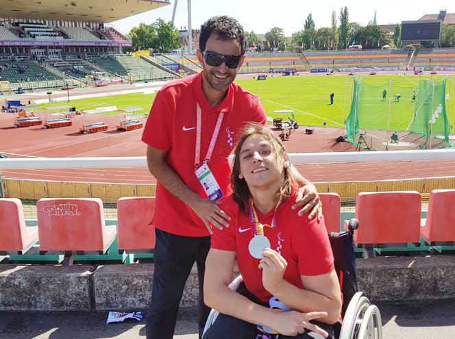 Mladi Grubišnopoljac zaslužio mjesto na Paraolimpijskim igrama
