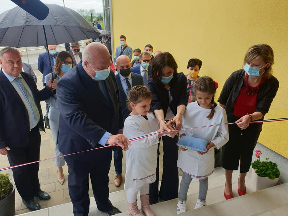Otvoren novi dječji vrtić u Lipiku