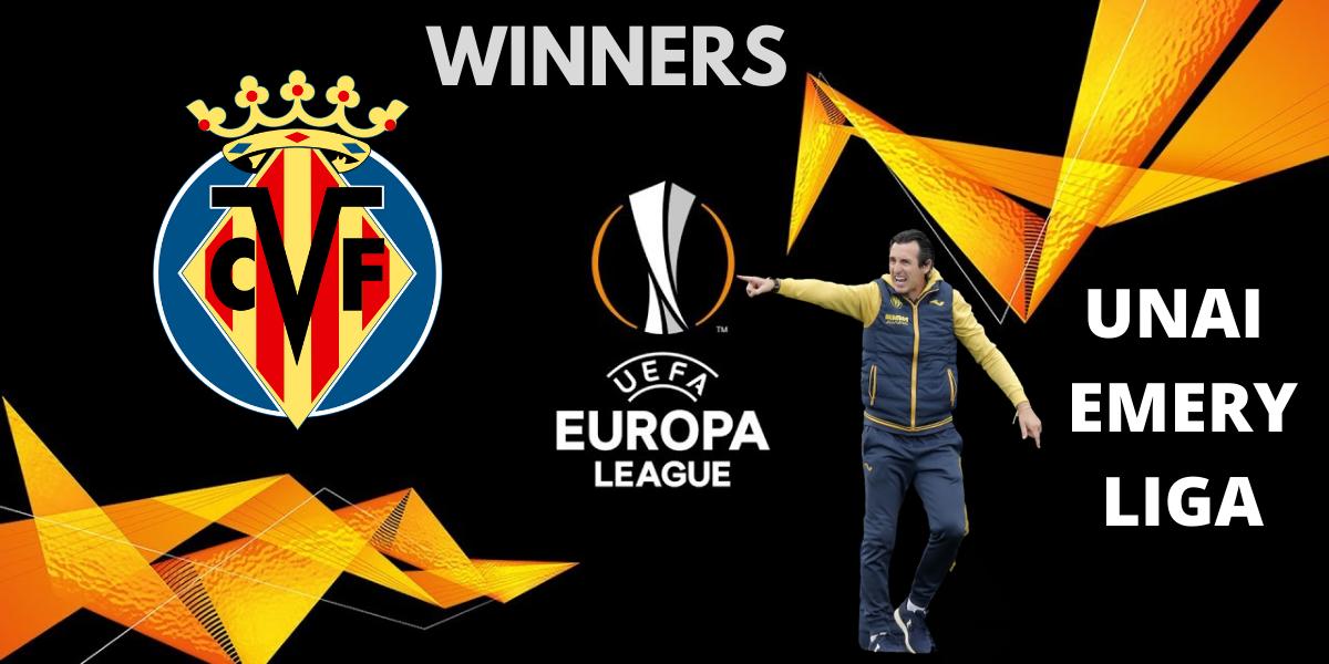 Villarreal je novi prvak Europske lige