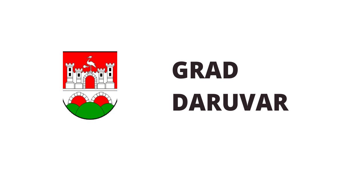 Rezultati izbora gradonačelnika Grada Daruvara i članova Gradskog vijeća Grada Daruvara