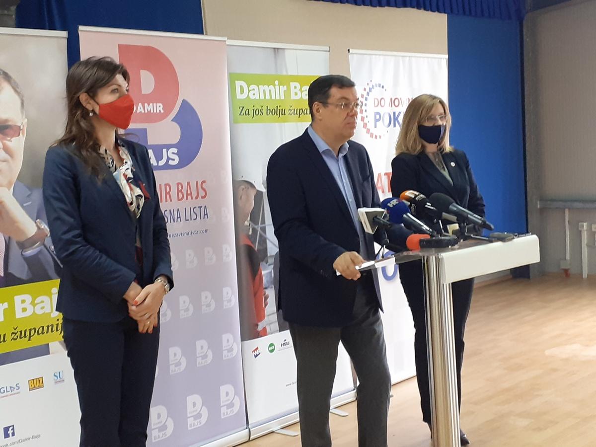 SDP i Domovinci prvi put zajedno, a tvrde da to nije trgovina