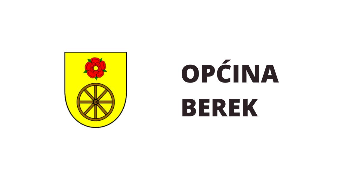 Rezultati izbora općinskog načelnika Općine Berek i članova Općinskog vijeća Općine Berek