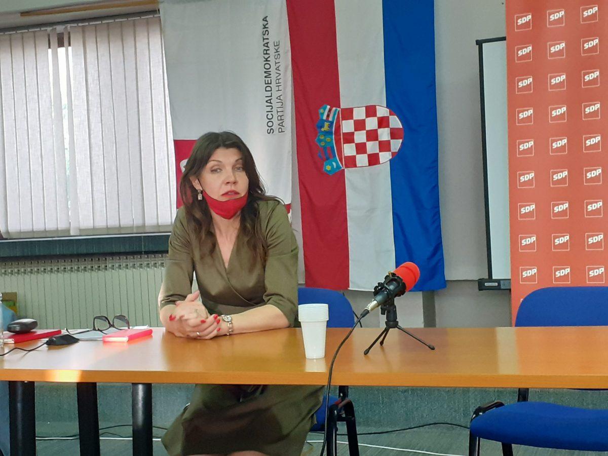 Poljoprivredna zadruga je uvjet podrške SDP-a