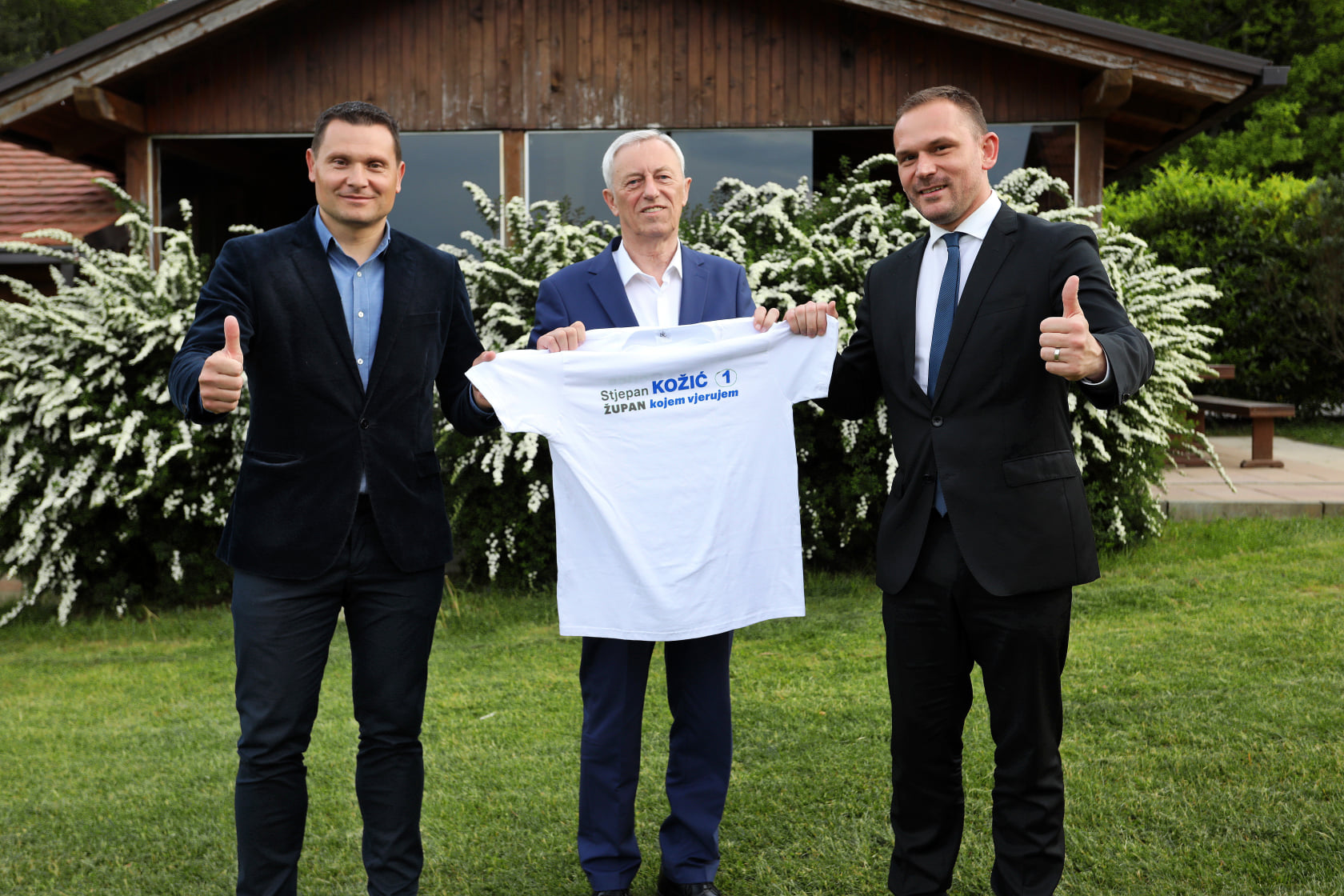 Stjepan Kožić ostaje na čelu Zagrebačke županije
