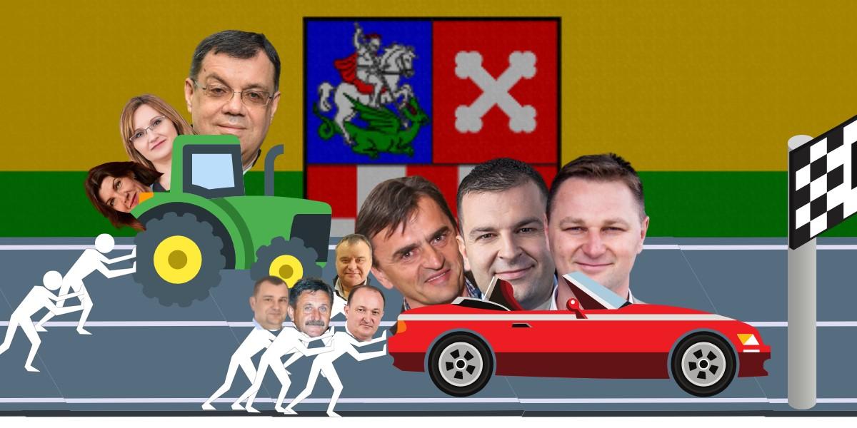 Bajsova crveno-crna koalicija čeka srpske glasove za osvajanje vlasti u Skupštini