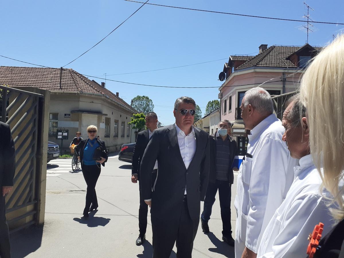 Milanović smatra da se represijom neće postići željena procijepljenost