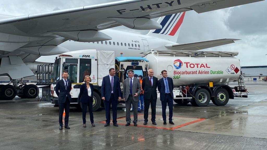 Održivo zrakoplovno gorivo
