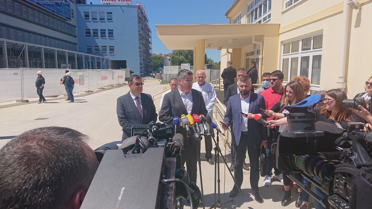 Bajs Milanoviću prešutio da zagovara koaliciju SDP-a i Domovinskog pokreta u BBŽ