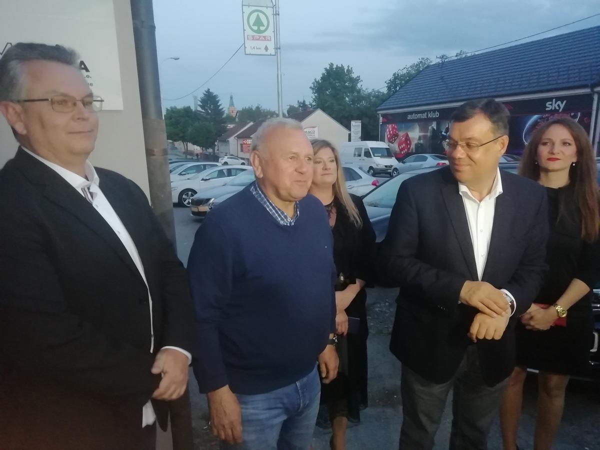 Čestitao novom županu i najavio aktiviranje saborskog mandata