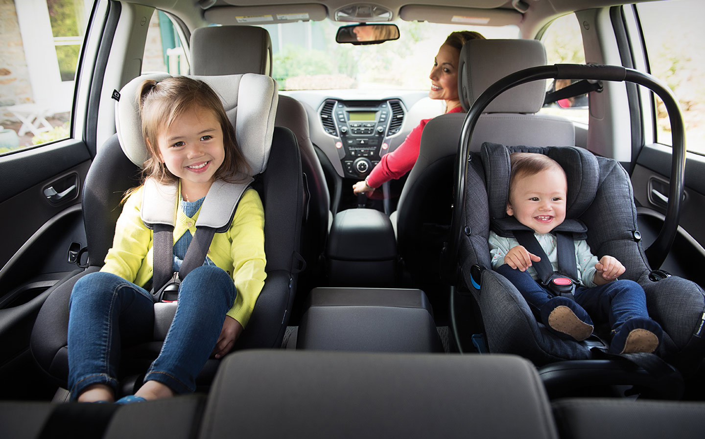 Nadzor korištenja sigurnosnih pojaseva i dječjih sjedalica