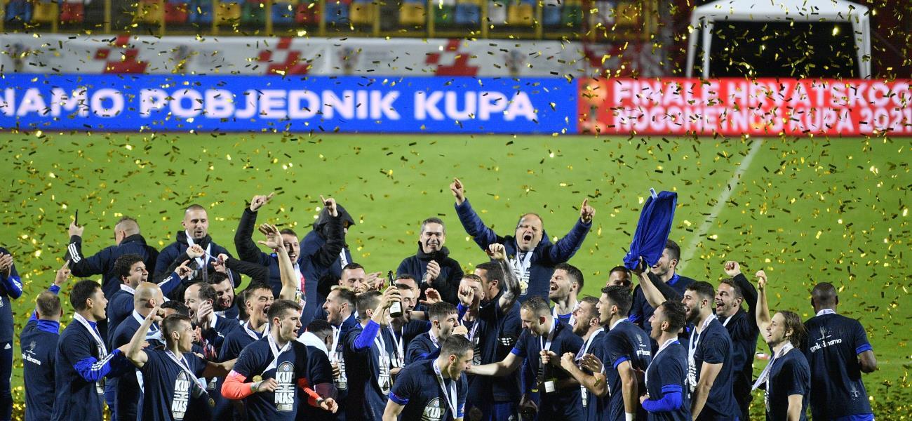 Devet golova u finalu Kupa Hrvatske