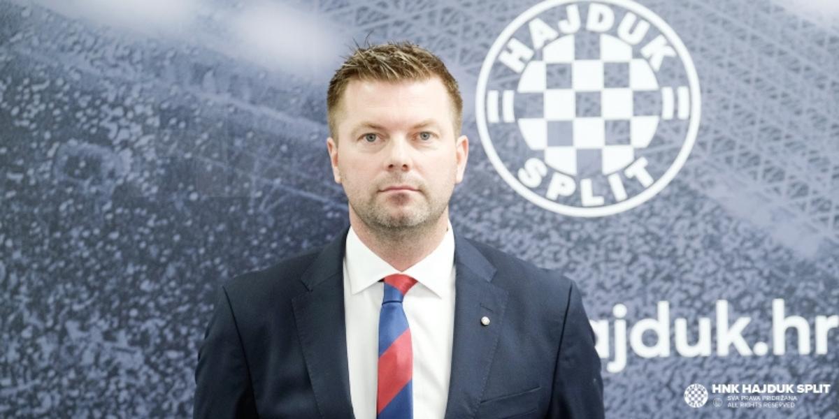Šveđanin preuzeo klupu Hajduka