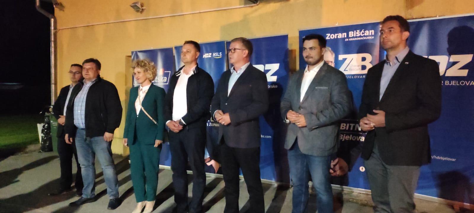 Marušić: Sjajan rezultat u prvom krugu signal je da narod očekuje i traži promjenu
