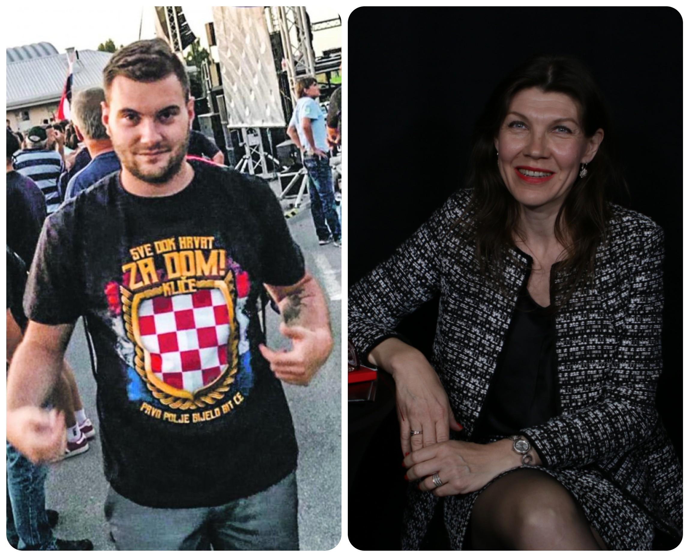 Pavelićeva mladež i Titovi pioniri marširaju zajedno