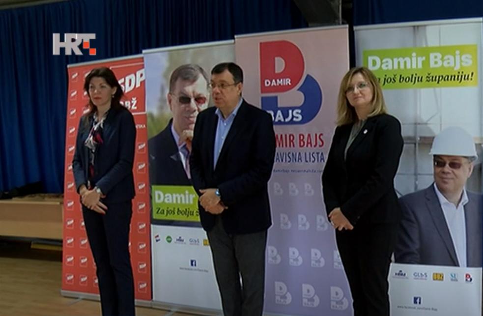 Bajsova koalicija: SDP - DP, čeka se izbor srpske manjine