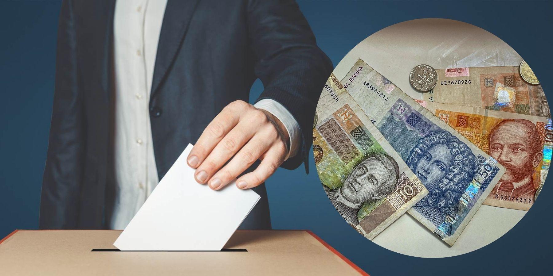 Damir Bajs do sada potrošio najviše novca, neki kandidati u kampanji s nula kuna