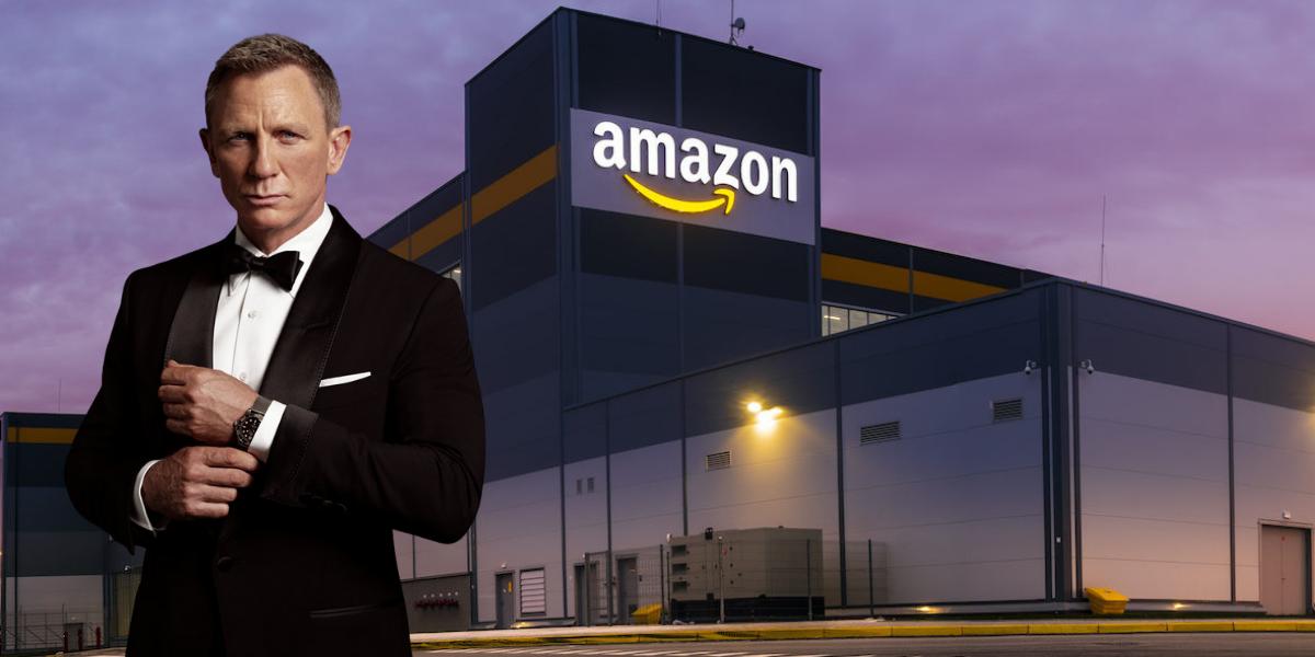 Amazon kupio Jamesa Bonda