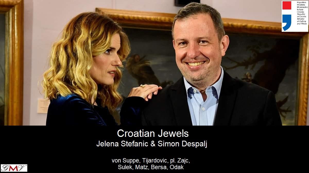 Hrvatski glazbenici Jelena Štefanić i Simon Dešpalj priređuju dobrotvorni koncert za Hrvatski glazbeni zavod