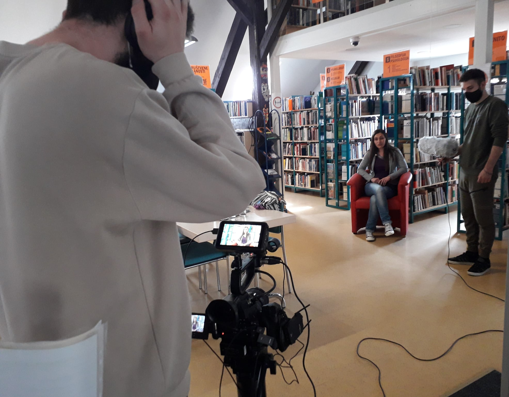 Koprivnička knjižnica među tri najbolje u svijetu!