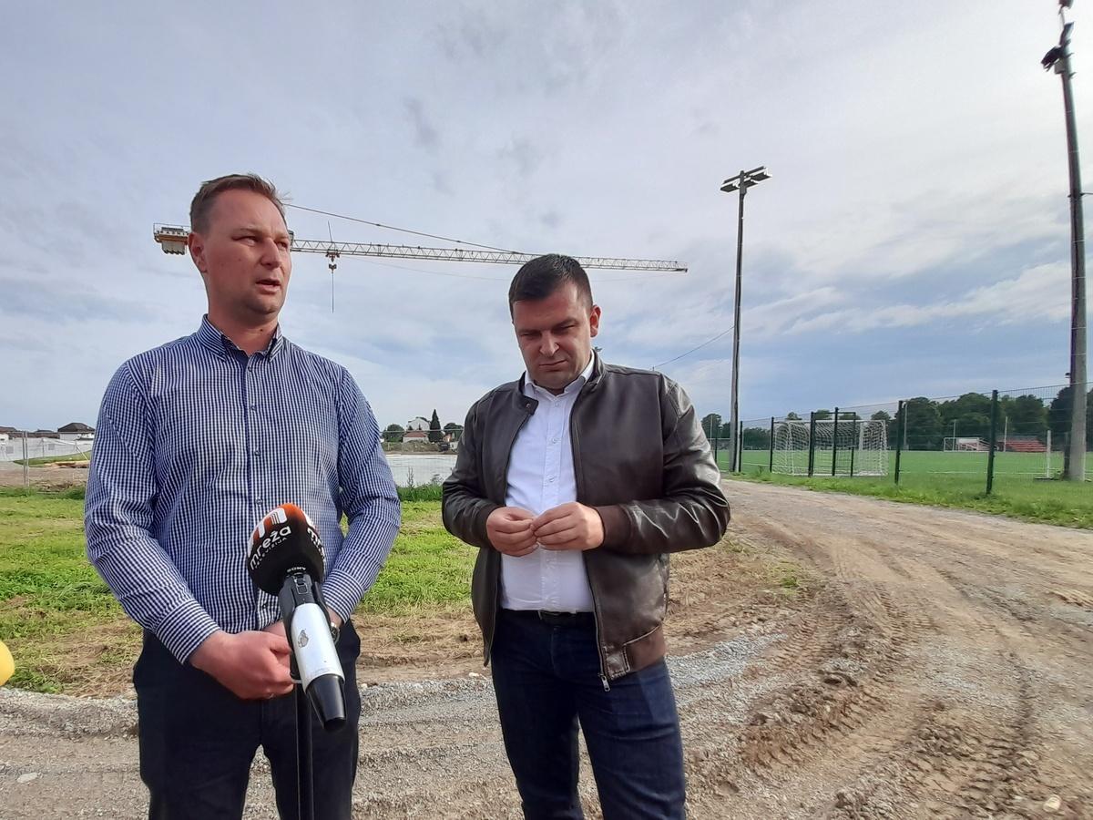 Hrebak: Nakon što Marušić dobije izbore, gradovi i općine će konačno u Županiji imati partnera!
