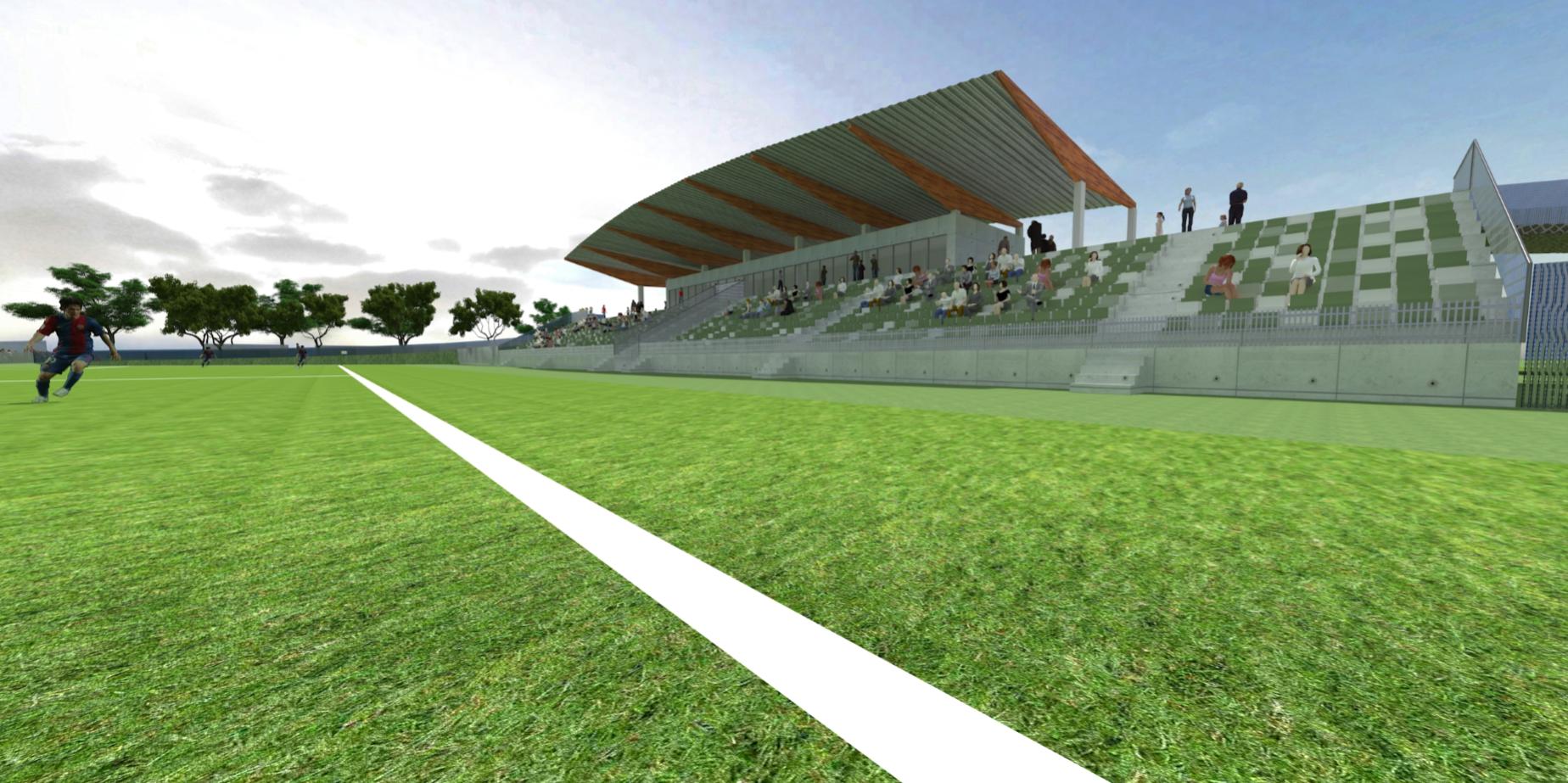 Ovaj tjedan počinje izgradnja novog bjelovarskog stadiona!