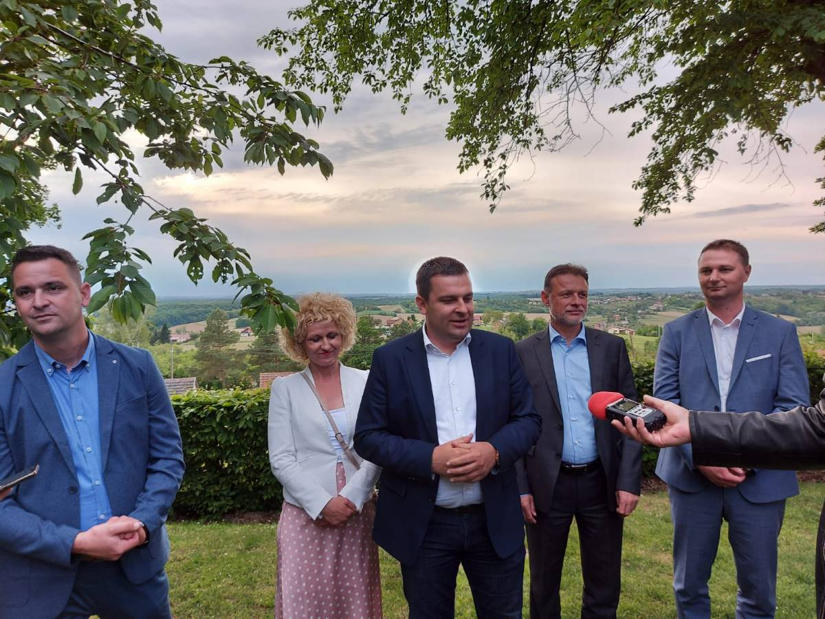Medved, Jandroković i Hrebak jedinstveni: vrijeme je za smjenu generacija i dolazak mladih s novom energijom