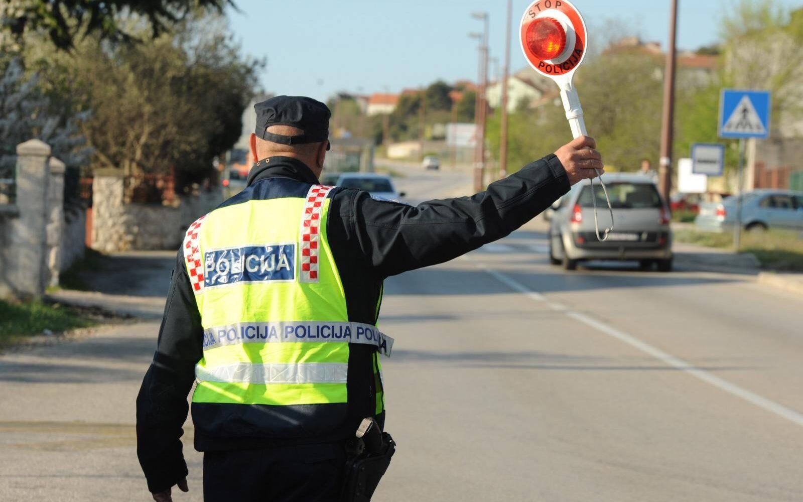 Policija će za vikend kontrolirati promet na više od 60 lokacija - pogledajte gdje točno!
