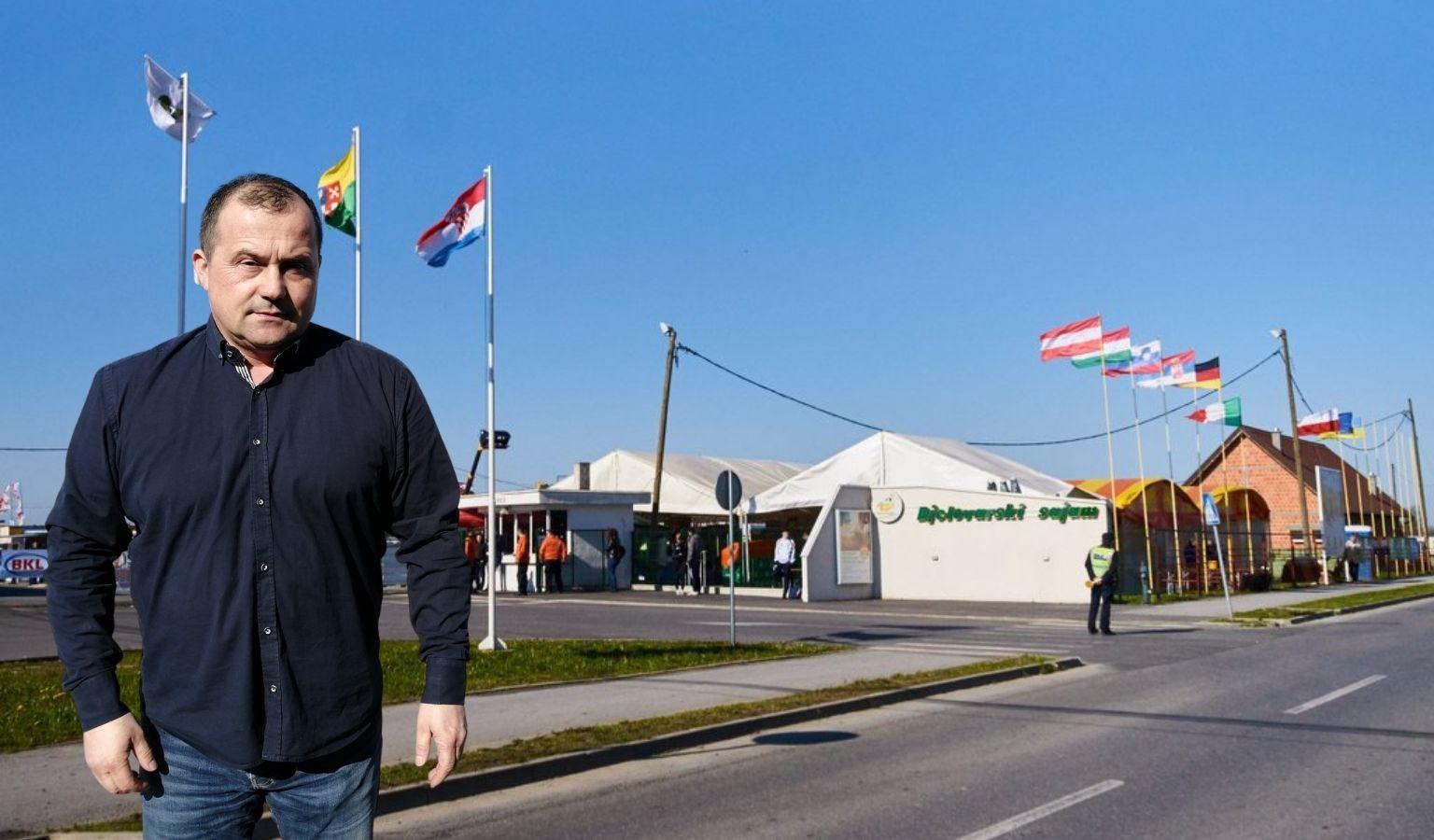 Direktor Bjelovarskog sajma pred kolapsom traži razrješenje tri dana prije velike međunarodne manifestacije