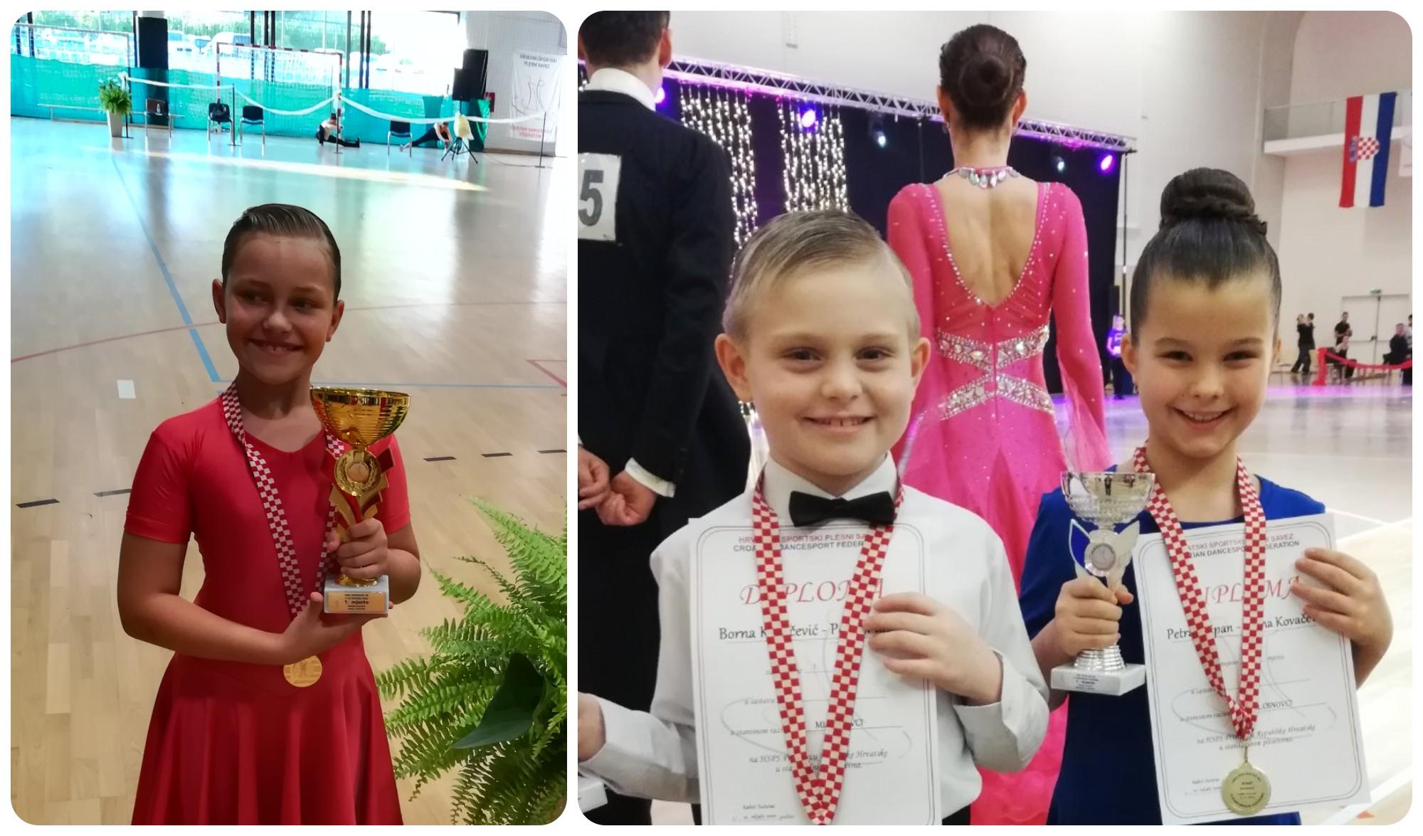 Ramona, Petra i Borna najbolji su mladi plesači u Hrvatskoj!