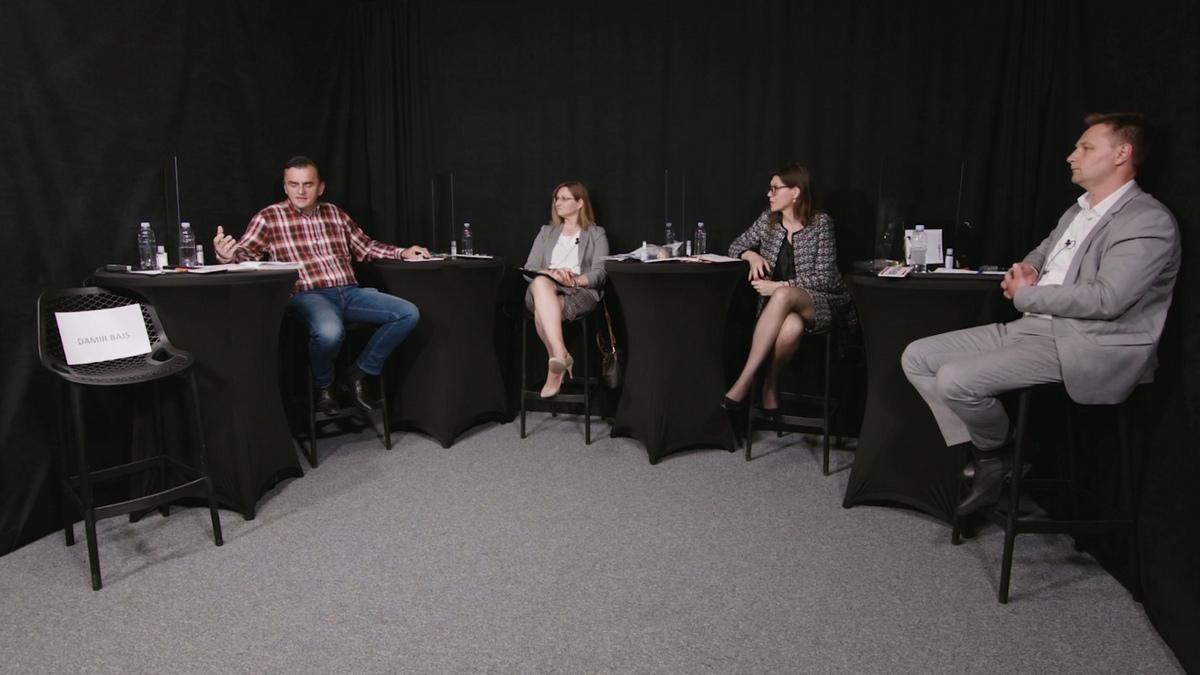 Kandidatkinje i kandidati za čelo Bjelovarsko-bilogorske županije odradili prvo sučeljavanje!