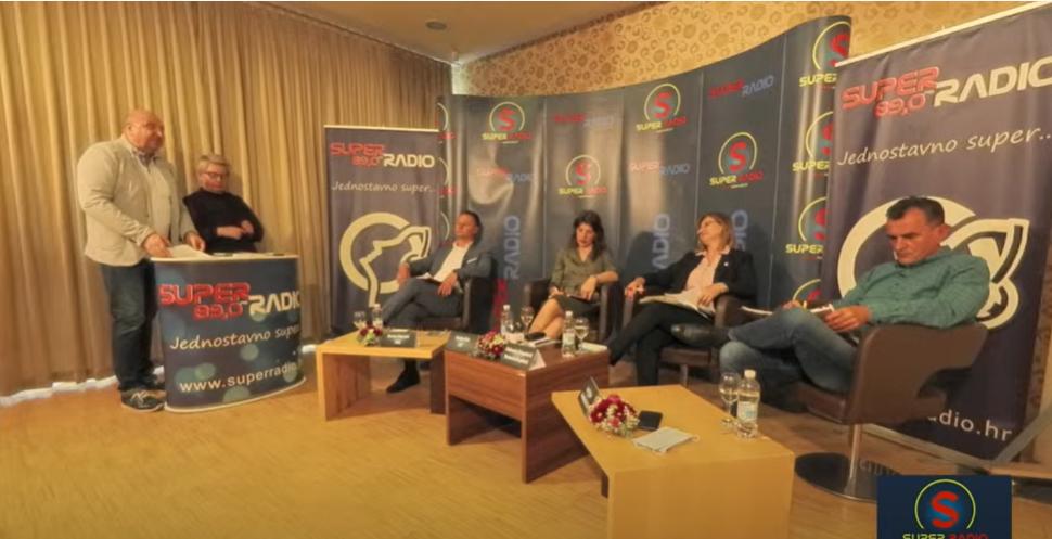 Marušić: Naša županija je na začelju – Bajs: Nije, nego na 15 mjestu