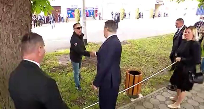 Ratni veteran pozvao Milanović na piće, ponudio mu i 100 kuna