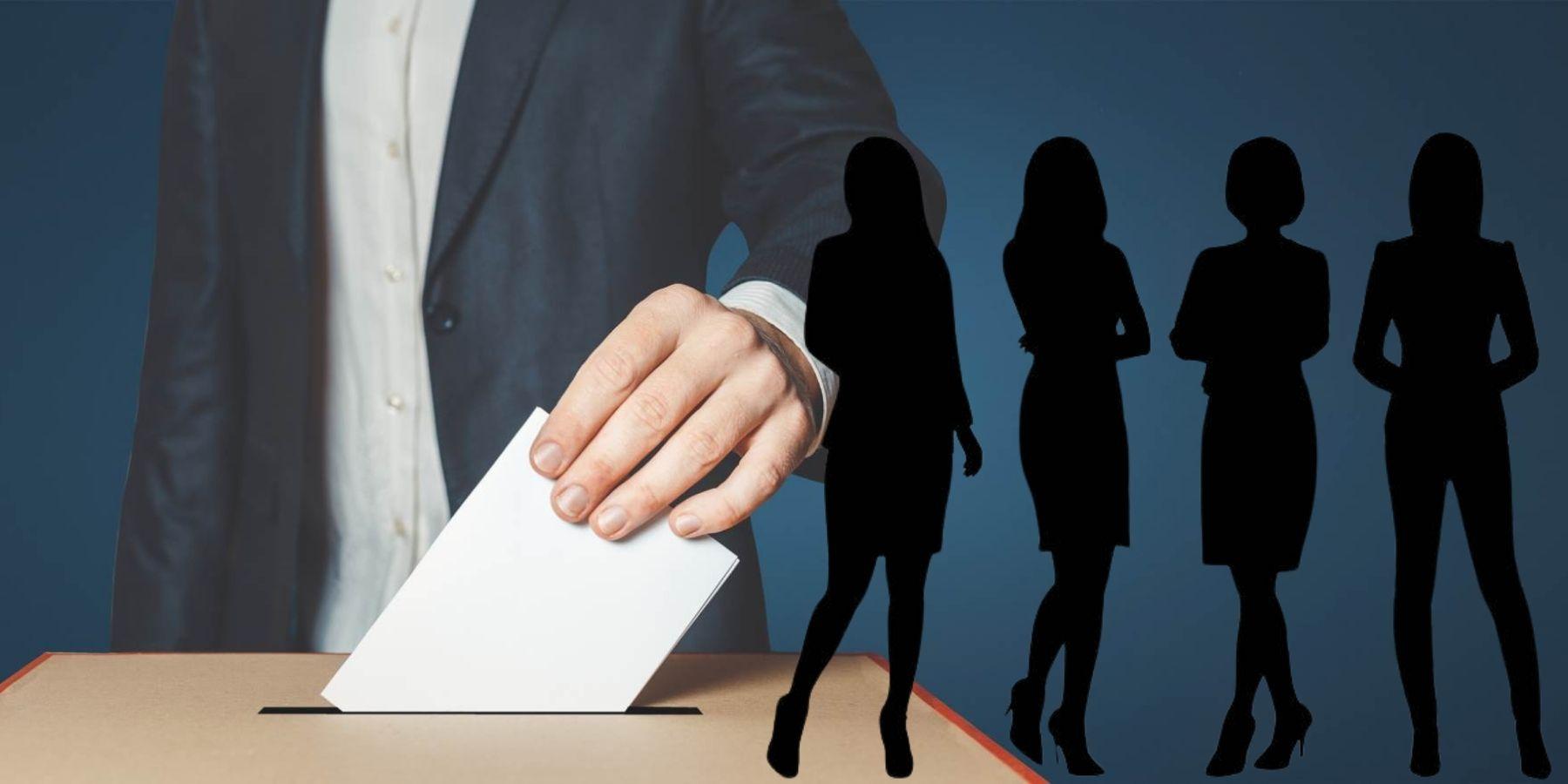 Na nekim listama ih je bilo nedovoljno, na drugima su zauzele dno, a u jednom Vijeću neće sjediti niti jedna žena!
