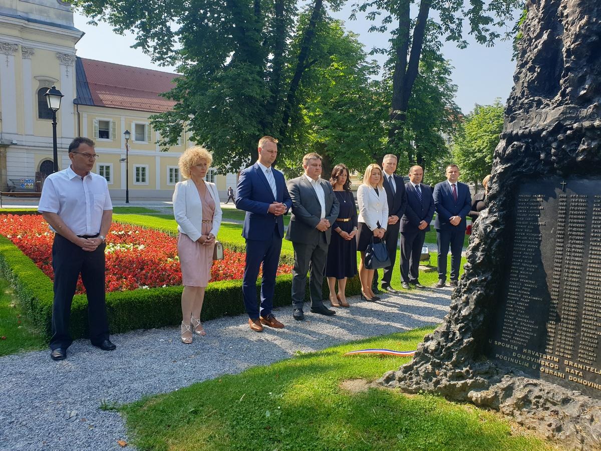 Započelo obilježavanje Dana Bjelovarsko-bilogorske županije