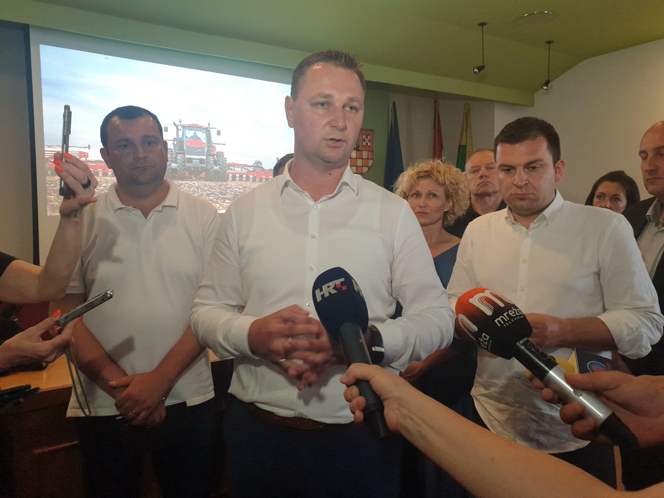 Marušić s načelnicima: Kako iskoristiti 47 milijardi europskih kuna?