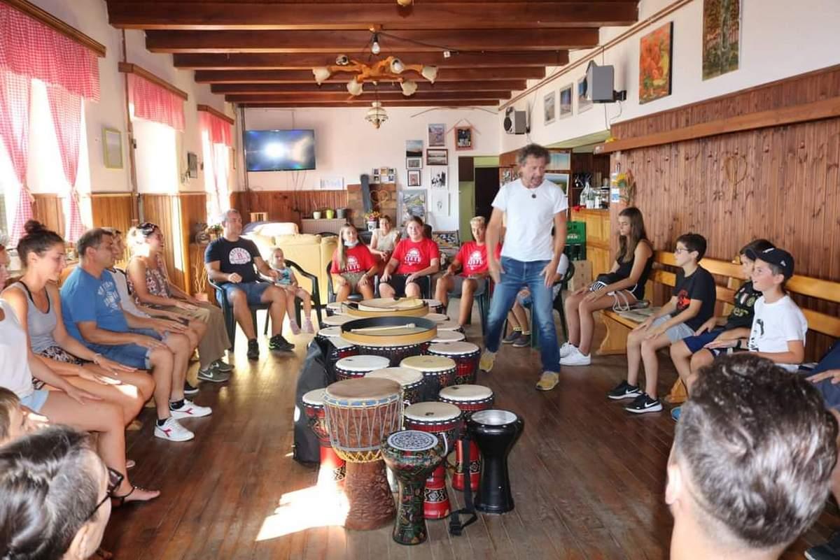 Od bubnjarske radionice do šumskog festivala