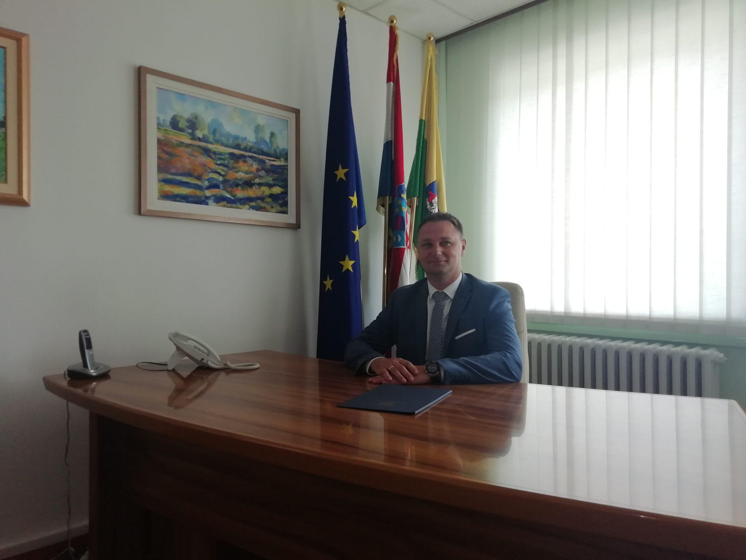 Marušić: Prema prvim spoznajama, izgleda da ću prije biti stečajni upravitelj nego župan