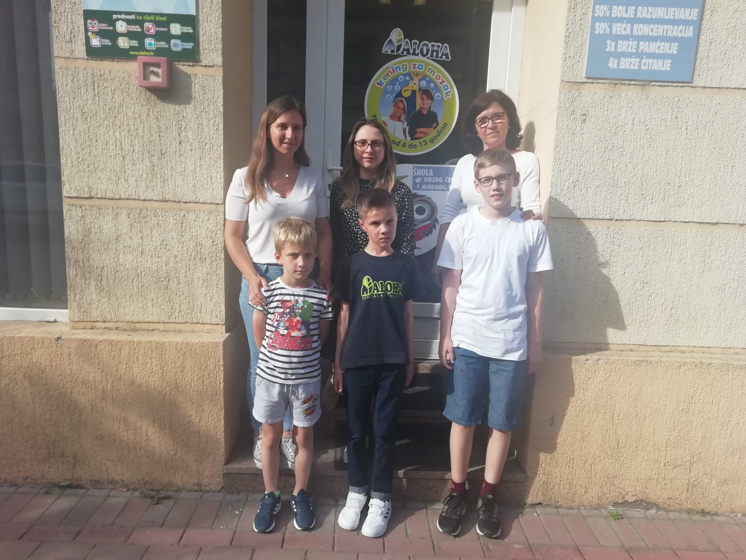 Fran, Tomislav i Filip ostvarili sjajne rezultate na državnom natjecanju mentalne aritmetike