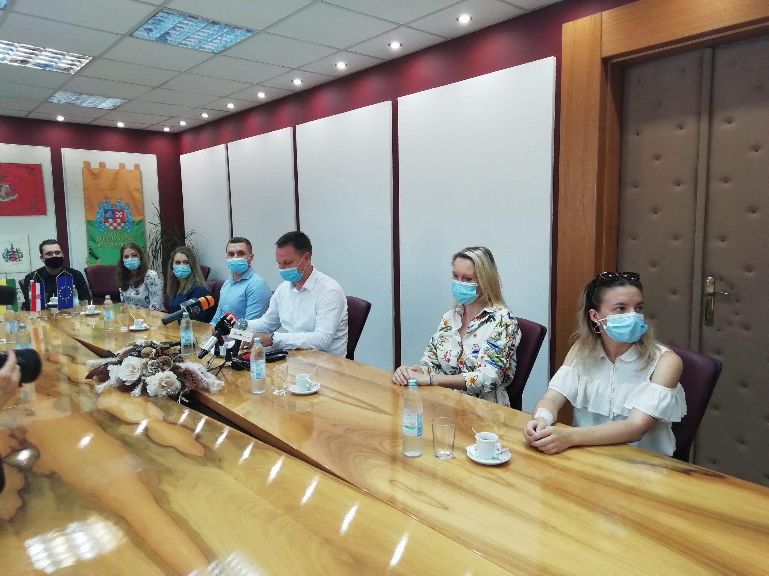 U okviru potpore medicinskom osoblju, BBŽ potpisala novih 11 ugovora